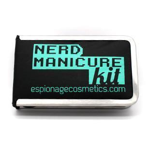 Nerd Manicure Kit-Tools-Espionage Cosmetics