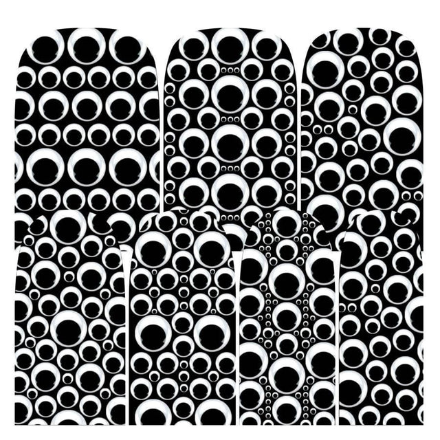 VandalEyes - All Over-Nail Wraps-Espionage Cosmetics