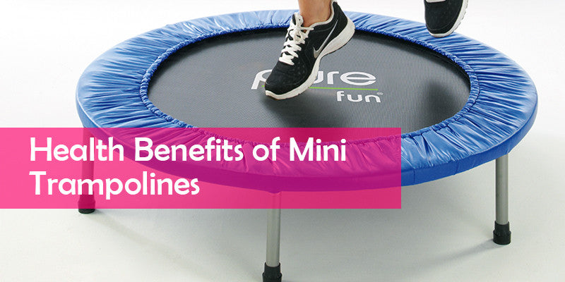 5 Reasons you Need to Own a Mini Trampoline