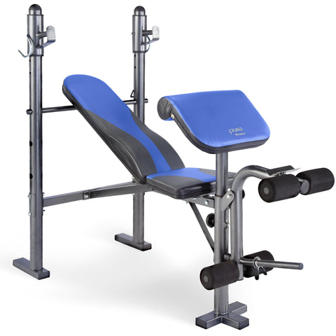 Pure Fitness Multi-Purpose Mid-Width Weight Bench  - Pure Fitness
