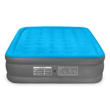 Air Comfort Camp Mate Queen Size Raised Air Mattress - Pure Fitness