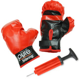 Pure Boxing Punch and Play Punching Bag for Kids - Red - Pure Fitness