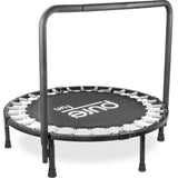 Pure Fun Monster Kids Trampoline with Handrail, Foldable, 36-inch - Pure Fitness
