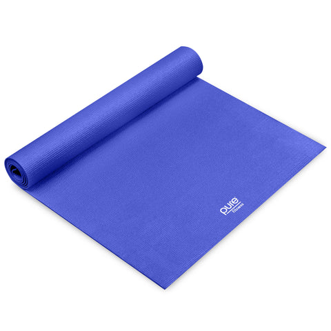 Pure Fitness 3.5mm Yoga Mat (Iris)