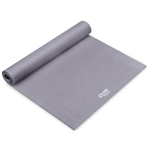 Pure Fitness 3.5mm Yoga Mat (Charcoal)