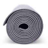 Pure Fitness Yoga Mat 3.5mm - Charcoal - Pure Fitness