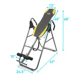 Pure Fitness Light-Weight Inversion Table - Pure Fitness