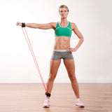 Pure Fitness Power Stretch Resistance Band - Pure Fitness