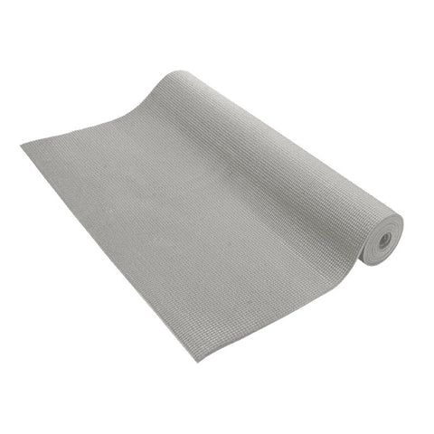 Pure Fitness 3mm Yoga Mat (Gray) - Pure Fitness