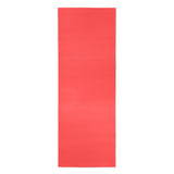 Pure Fitness 3mm Yoga Mat (Red) - Pure Fitness