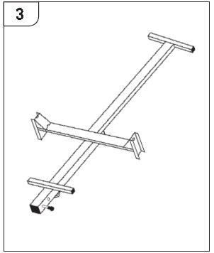 REPLACEMENT PARTS for Pure Fitness Inversion Table 8514IT