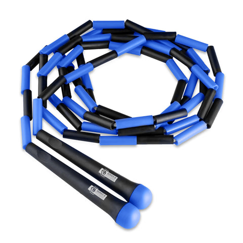 Pure Fitness Beaded Segmented Jump Rope - Pure Fitness