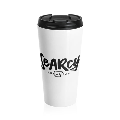 Searcy Stainless Steel Travel Mug
