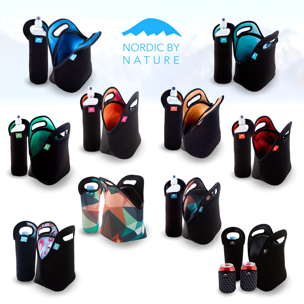 FAQ about our neoprene lunch bags