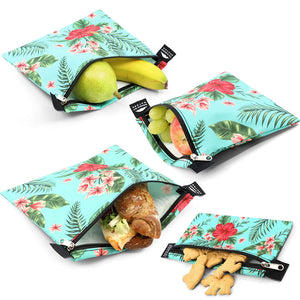 PREMIUM GREEN FLOWERS SANDWICH SET (4)