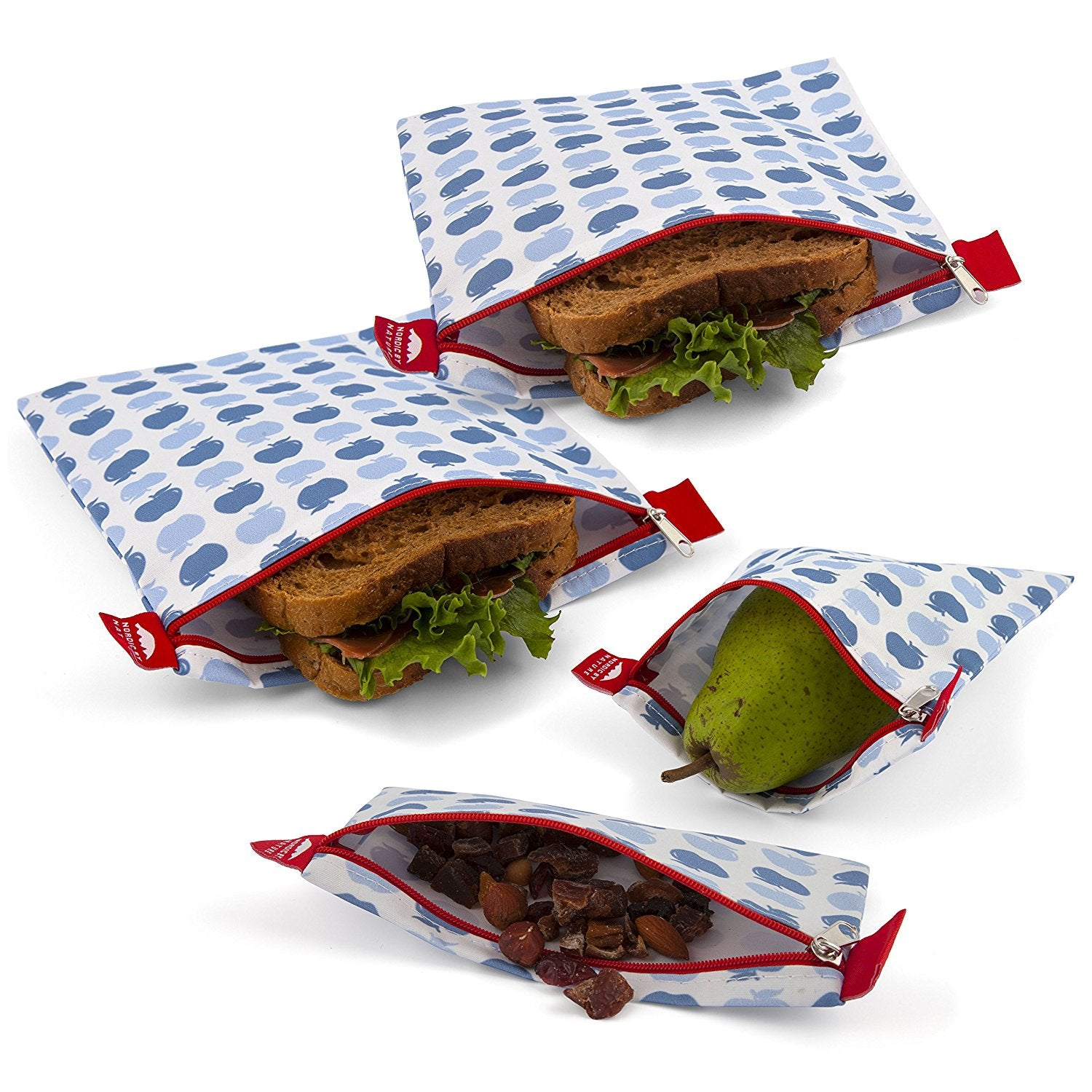 PREMIUM SANDWICH SET (4) - APPLE