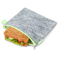 PREMIUM GREY MELANGE SANDWICH SET (4)