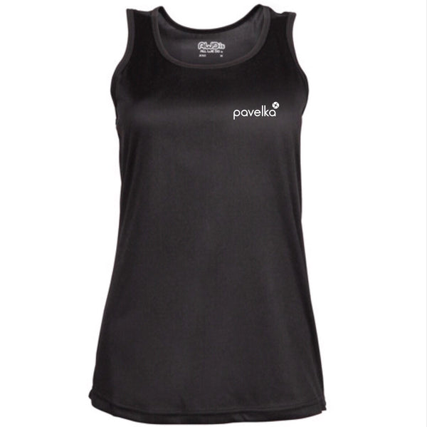 Ladies Athletic Sports Performance Cool Vest