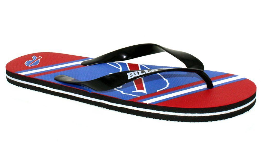 Buffalo Bills Big Logo Sandals