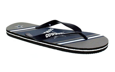 Dallas Cowboys Big Logo Flip Flops