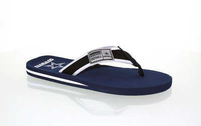 Dallas Cowboys Contour Sandals
