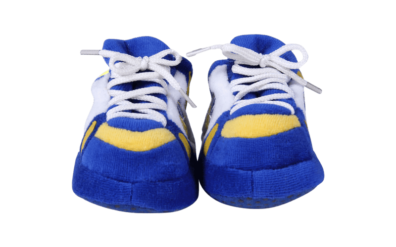 Golden State Warriors Baby Slippers