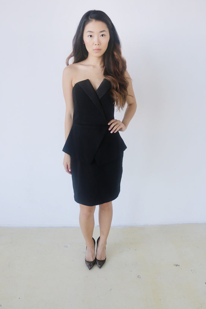 Adelyn Rae Black Dress