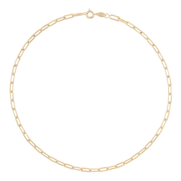 Alexa Leigh Link Chain Necklace