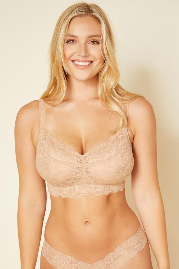 Cosabella Never Say Never Curvy Soft Bra Sweetie