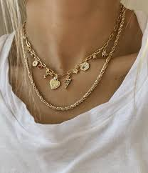 Alexa Leigh Wheat Chain Necklace