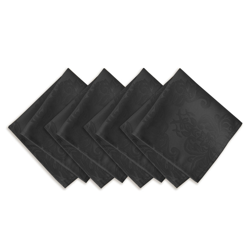 grey set of 4 napkins