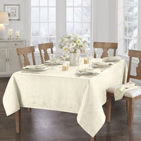 Caiden Elegance Damask Tablecloth