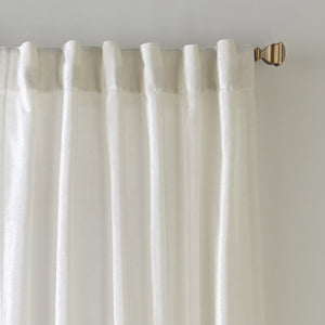 Carnaby Distressed Velvet Window Curtain