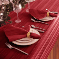set of 4 napkins