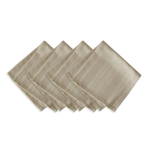 Denley Stripe Napkins, Set of 4