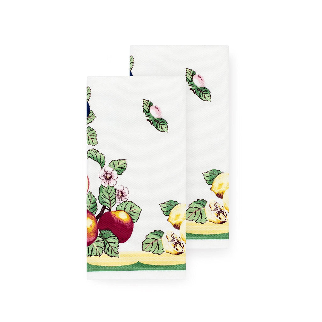 Villeroy & Boch French Garden Kitchen Towel, Set of 2