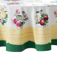 Villeroy and Boch French Garden Cotton Fabric Tablecloth