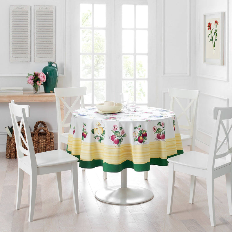 Villeroy & Boch French Garden Cotton Fabric Tablecloth