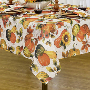 harvest tablecloth