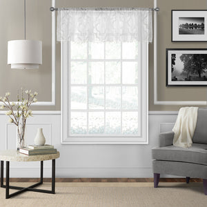 window curtain valance