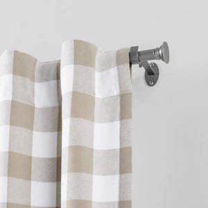 Shaker Curtain Rod