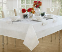Villeroy & Boch New Wave Metallic Border Table Linen Collection