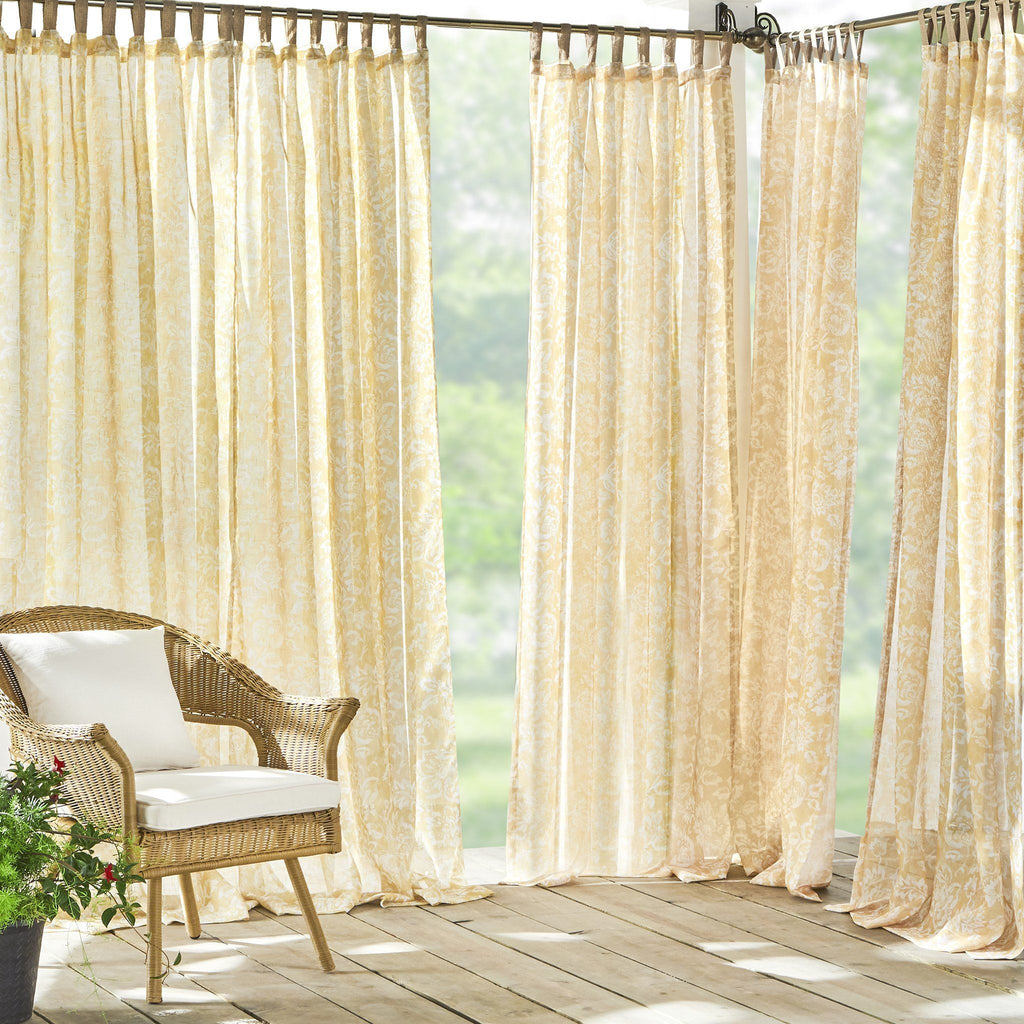 Outdoor Curtains Elrene Home Fashions