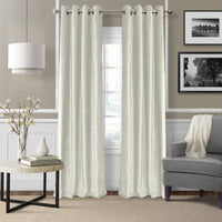 Victoria Velvet Room Darkening Thermal Window Curtain