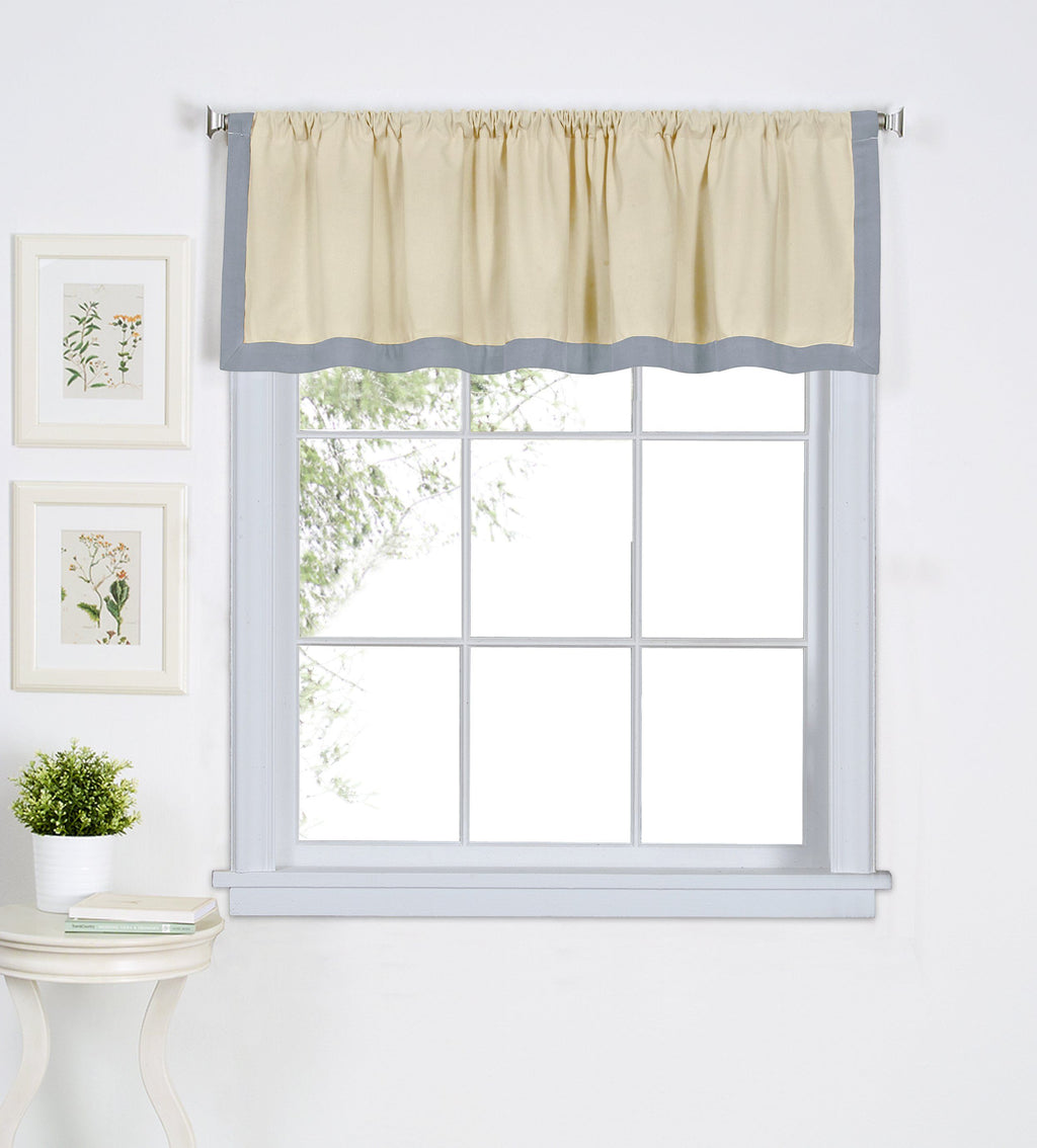 kitchen tier and valance