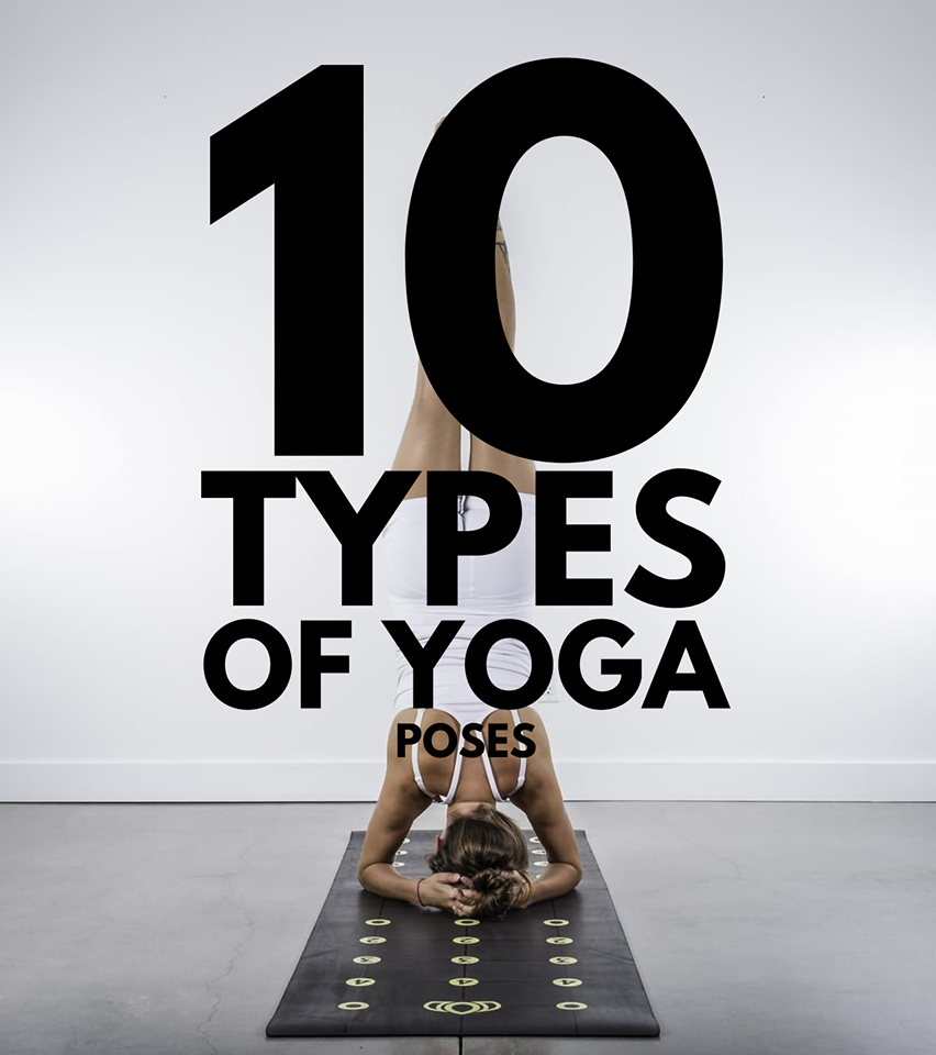 The 10 Types of Poses You Need to Know