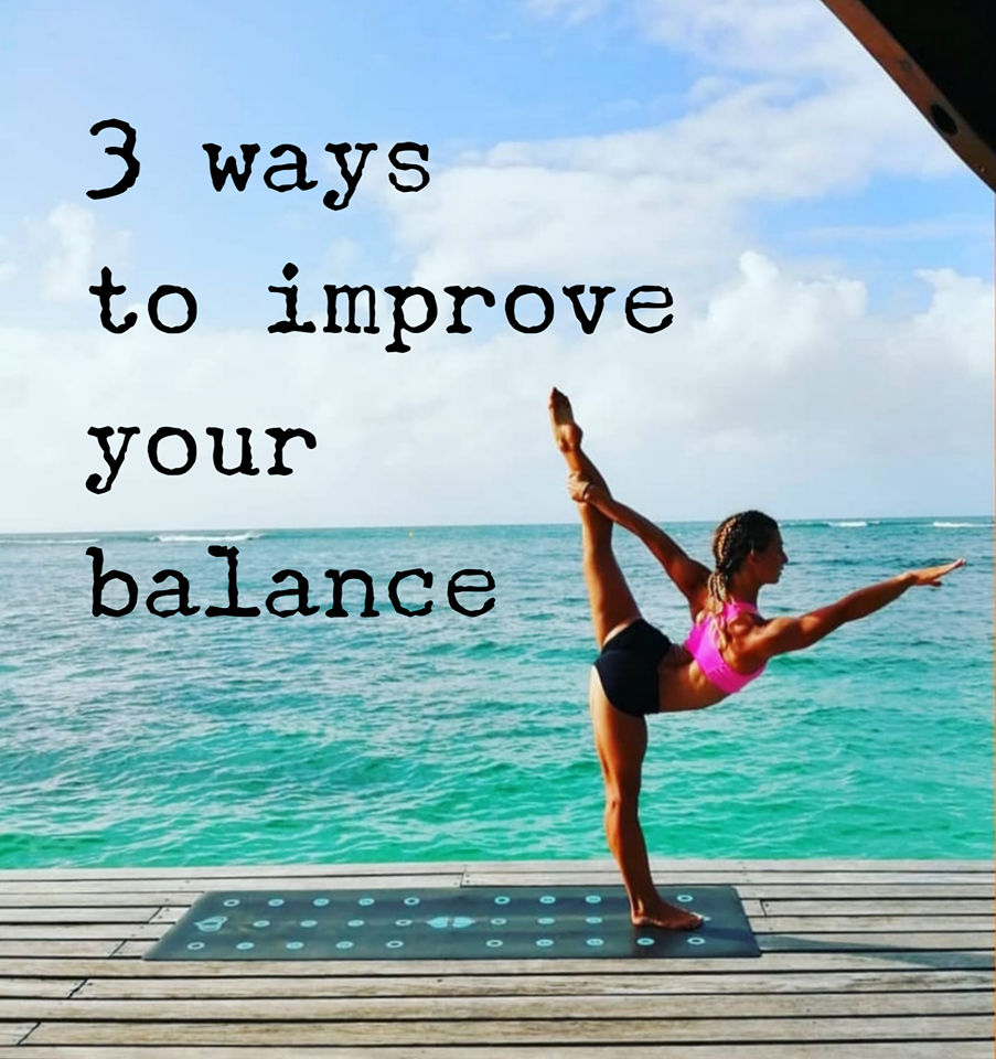3 Ways the Gurugrid Improves Your Balance