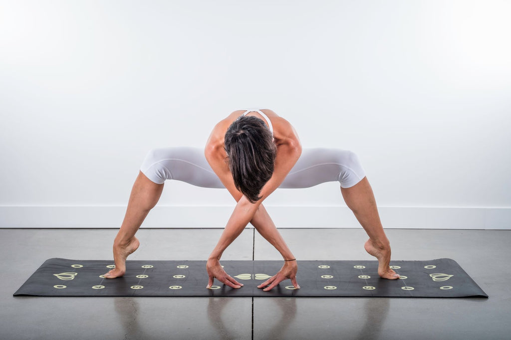 Why Symmetry is Important for Goddess Pose