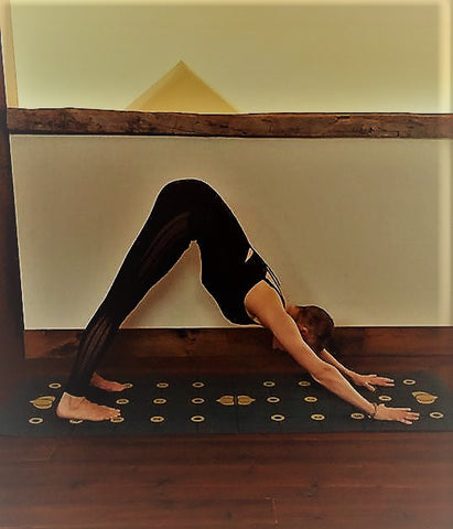 Adho mukha śvānāsana (Downward Dog)