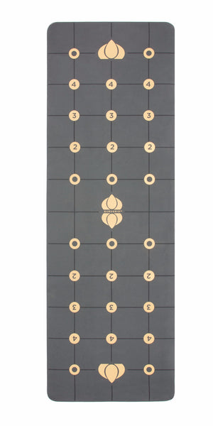 Eco-Friendly Deluxe Yoga Mat